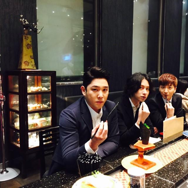 Kangin sungmin wedding