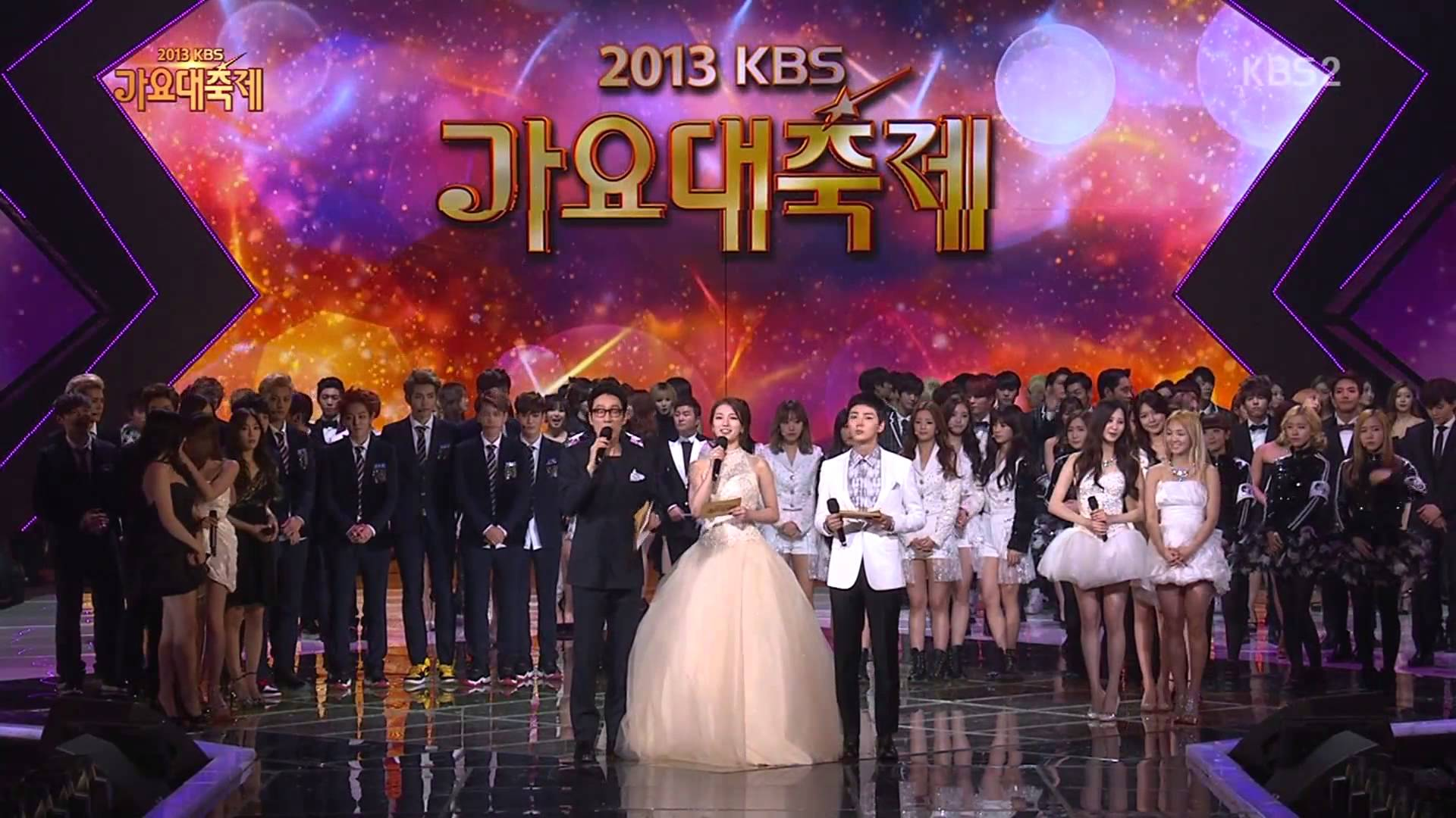 2013 KBS Music Festival Performances
