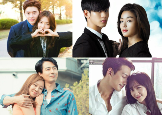 sbs drama awards best couples