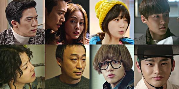 Top Ten K-drama Moments Of The Week – December Week 3