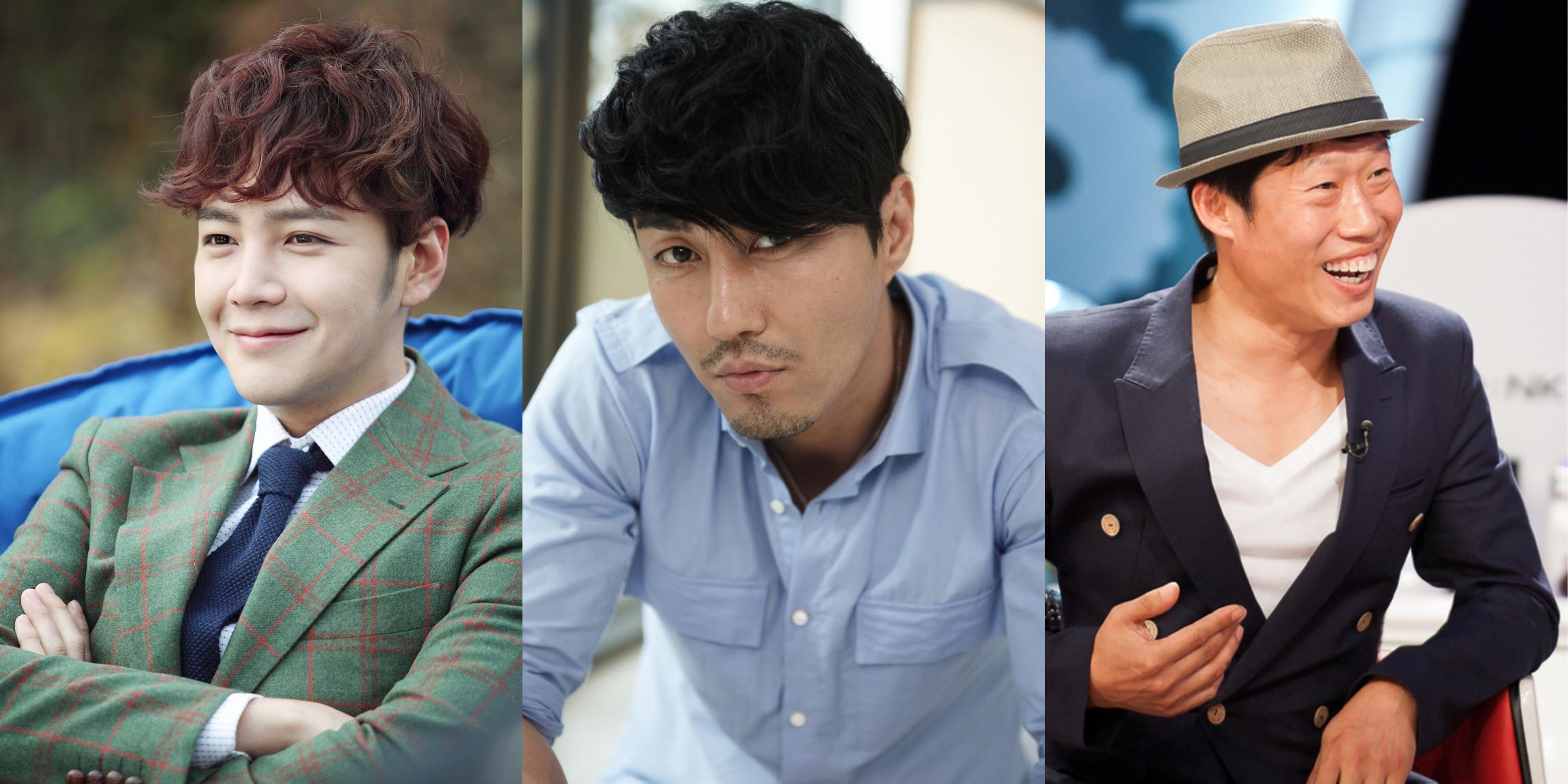 "Jang Geun Suk Cha Seung Won and Yoo Hae Jin Confirmed for ""Three"