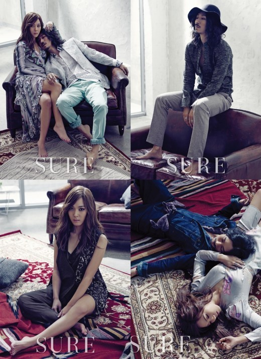 Yoon Mi Rae Fashion Show