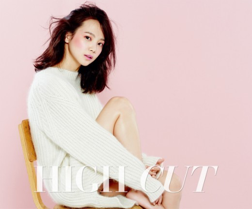 Yoon Seung Ah for High Cut