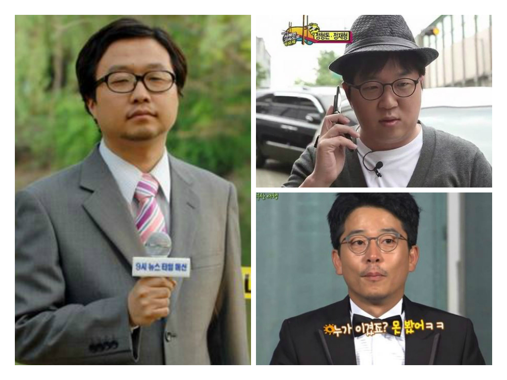 before they were stars surprising past careers of korean what surprising jobs for such funny men comedians