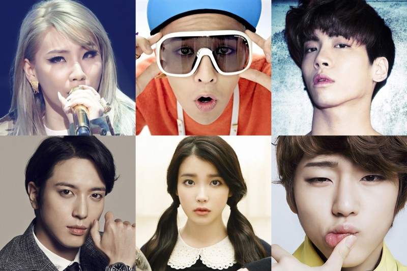 K-Pop Idols as Artists: Songs You Didn't Know They Made