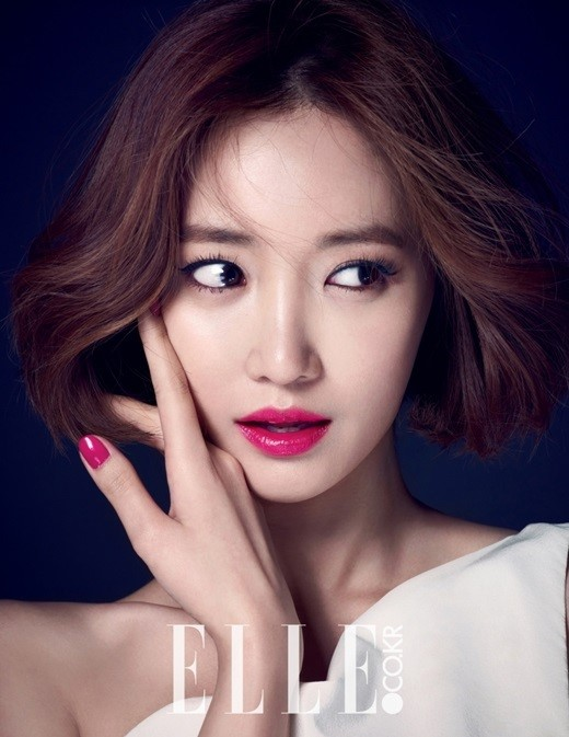 Park Young Hee Makeup