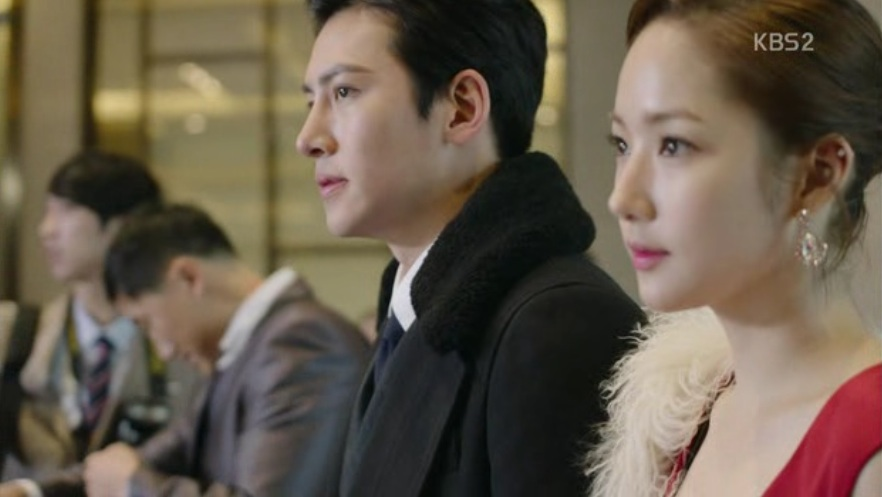 healer ji chang wook park min young final