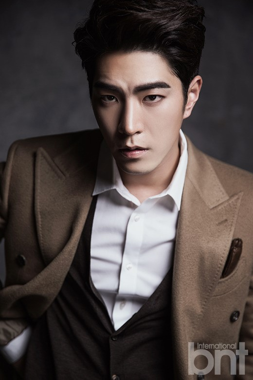 hong jong hyun opens up about yura kim woo bin and others in interview with a pictorial soompi. Black Bedroom Furniture Sets. Home Design Ideas