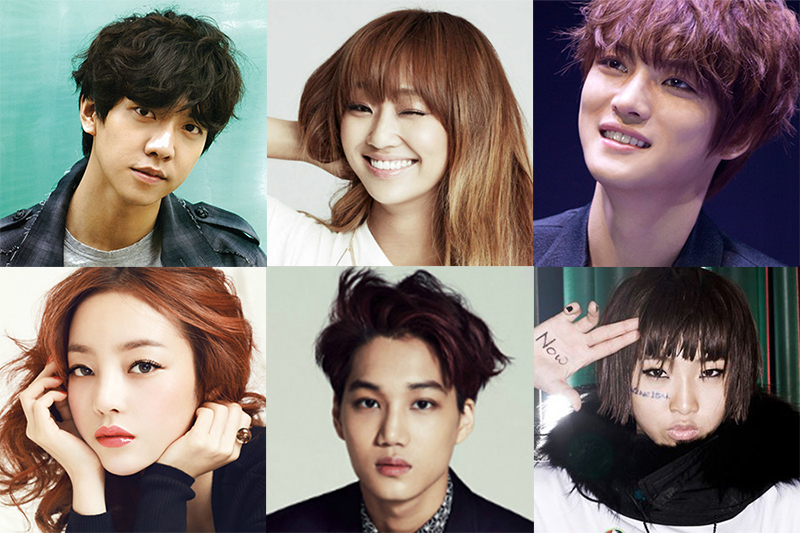 Which K-Pop Star Shares Your January Birthday?