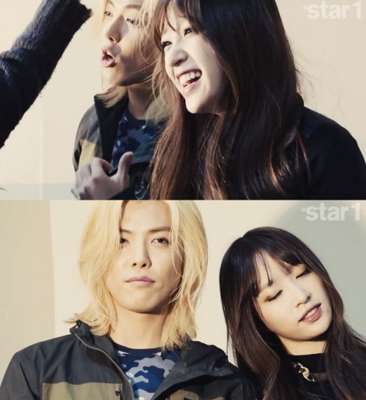 kangnam hani photo shoot 2