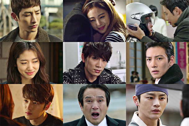 Top Ten K-Drama Moments Of The Week – January Week 2