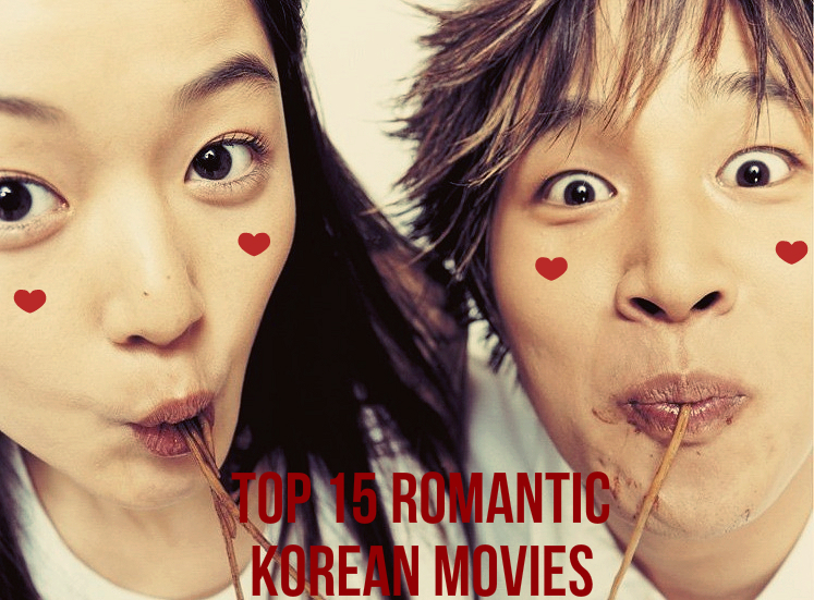 Top 10 korean comedy romance movies