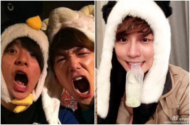 animal-hats-yoon-shi-yoon-amber-eric-nam