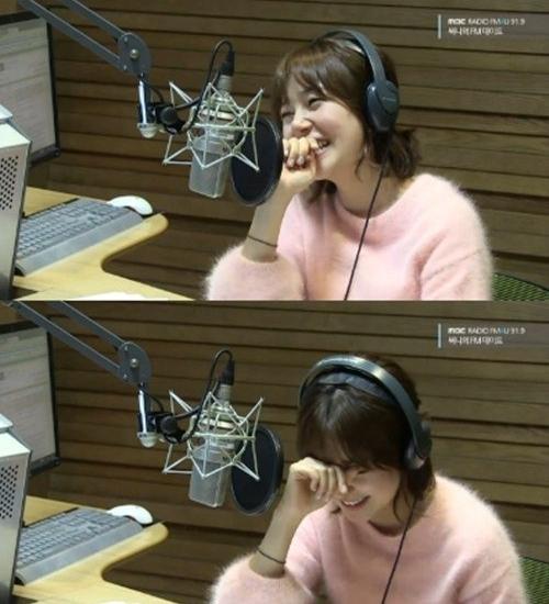 baek jin hee radio1