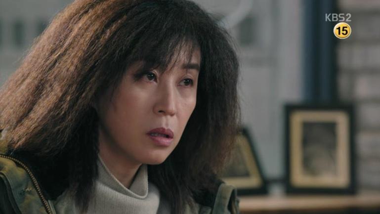 healer kim mi kyung final