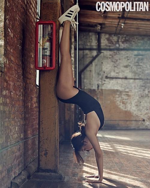 lee hyori yoga 02