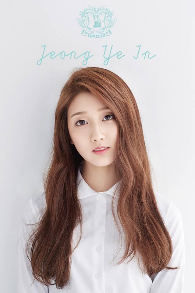 lovelyz jeong yein