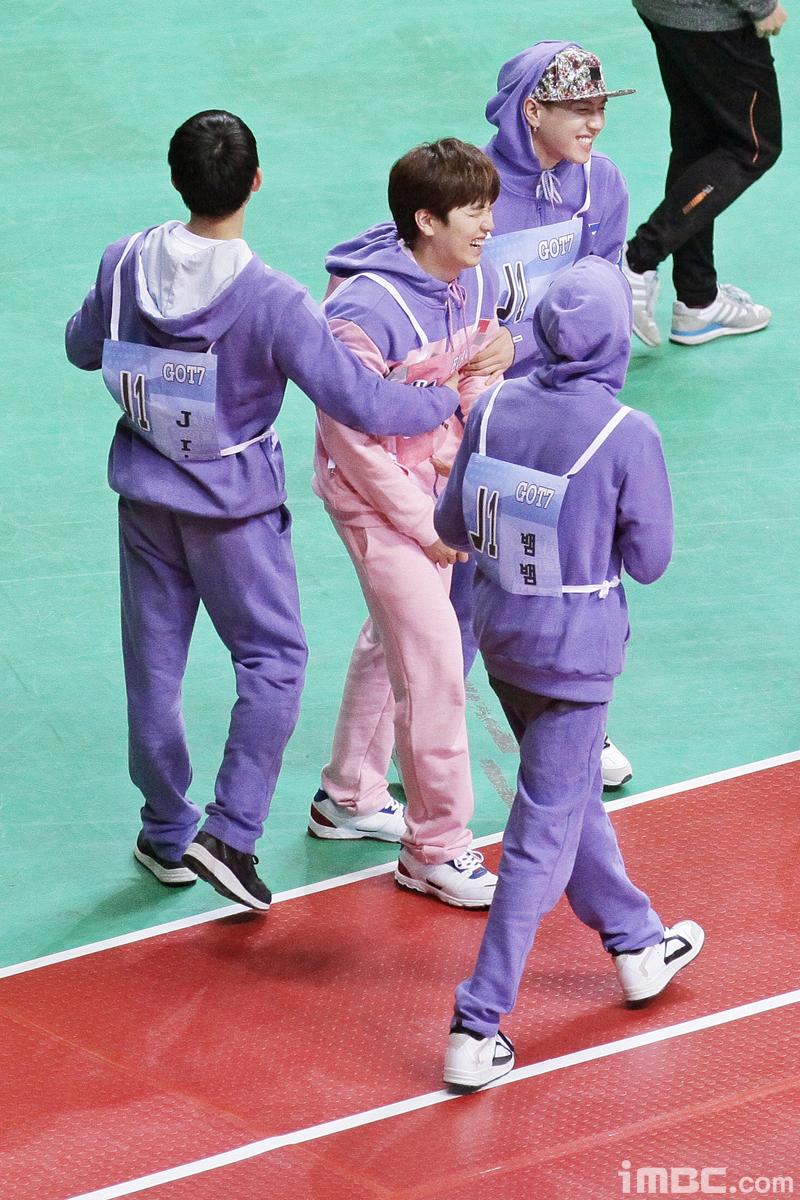 mbc idol athletics lunar 2015 4