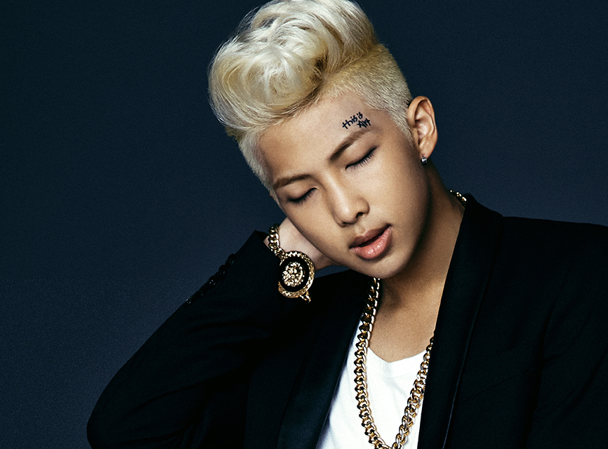 BTS Rap Monster Speaks Up about His Diss Battle with Bobby | Soompi