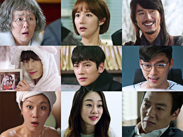 Top Ten K-Drama Moments Of The Week – February Week 2
