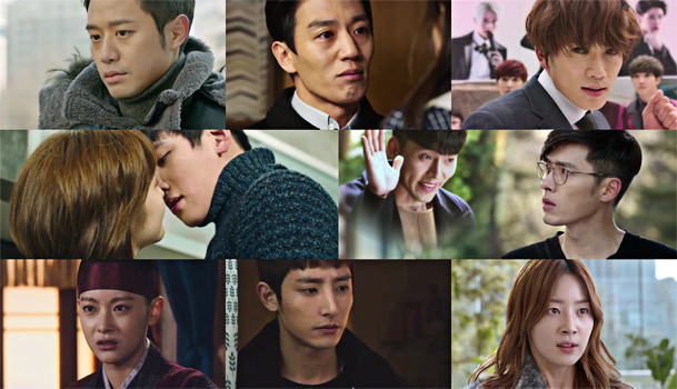 Top Ten K-Drama Moments Of The Week – February Week 1