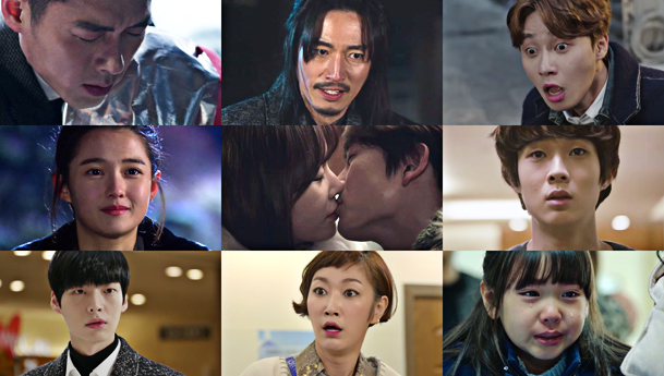 Top Ten K-Drama Moments Of The Week – February Week 4