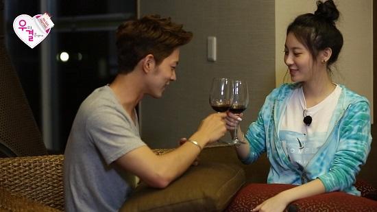 dating kpop