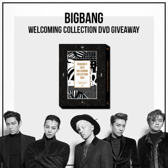 BIGBANG DVD