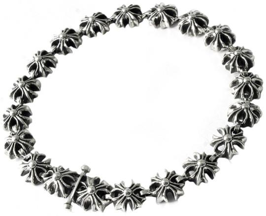 dara_Chrome_Hearts_Tiny_Plus_Bracelets_