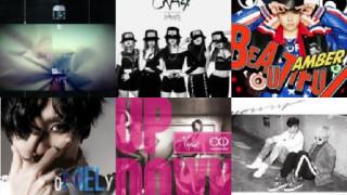 k-pop music chart march wk1