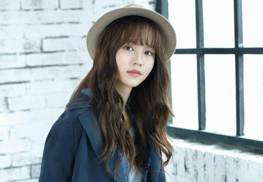 Znalezione obrazy dla zapytania Kim So Hyun