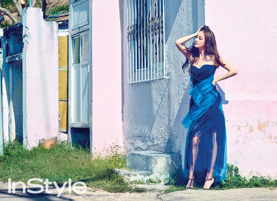 kim tae hee instyle 1