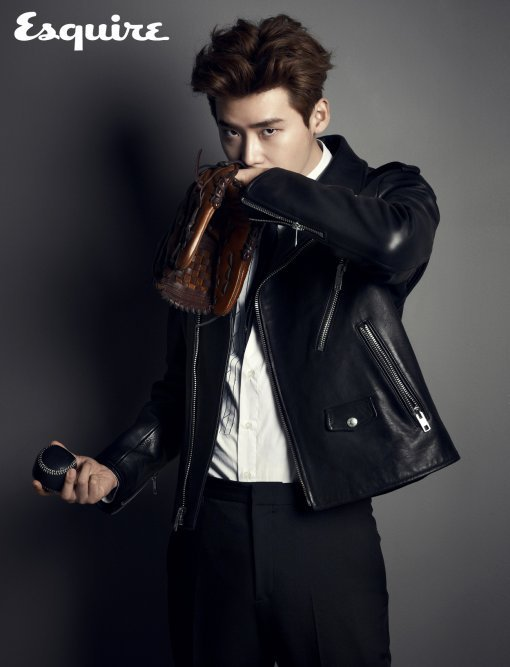 Lee Jong Suk Looks Sexy and Masculine in Esquire Pictorial ...