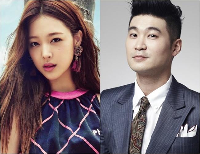 sulli choiza - 7 Selebriti Korea Ini Membuktikan Bahwa Perbedaan Usia Yang Jauh, Tak Menjadi Penghalang Dalam Menjalin Hubungan