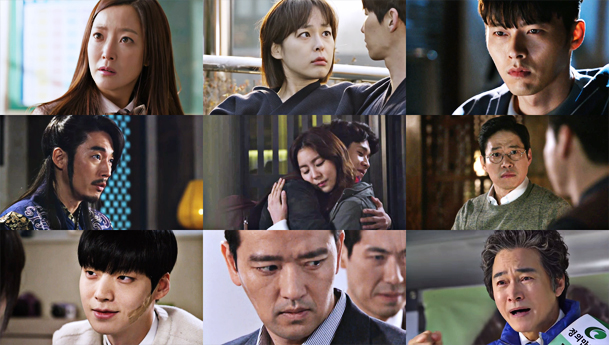 Top Ten K-Drama Moments Of The Week – March Week 4