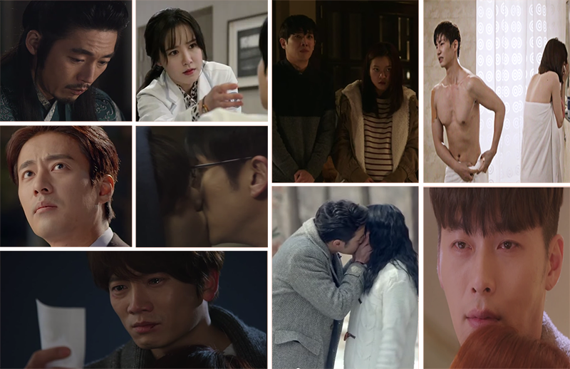Top Ten K-Drama Moments Of The Week – March Week 1