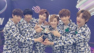 ukiss first trophy