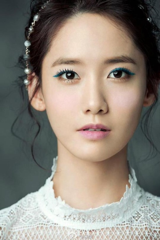 Girls Generation S Yoona Is A Spring Beauty For Elle
