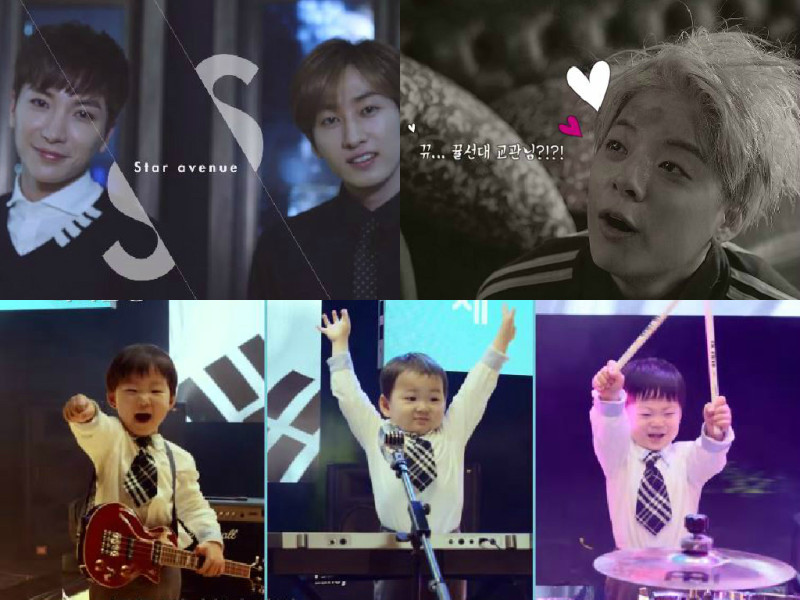 April 2015 CFs: Song Triplets, Super Junior, Amber and More!