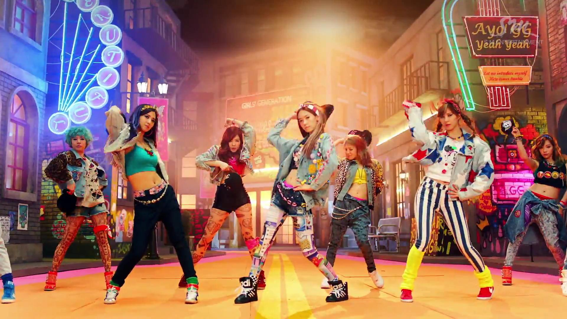 The 10 Most Memorable K Pop Dance Moves Girl Group
