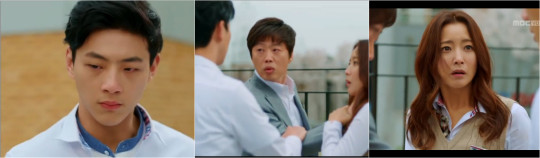 Ji Soo collage 3 Angry Mom