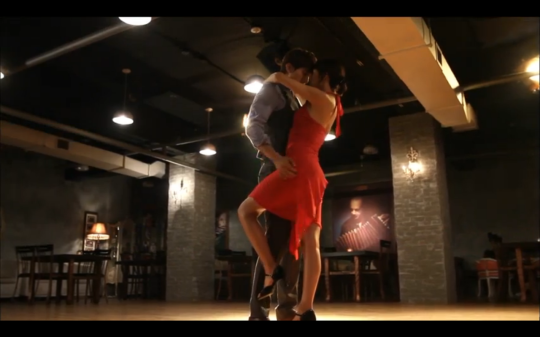 scent of a woman dance