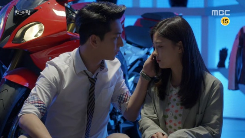 angry mom baro kim yoo jung 5 final