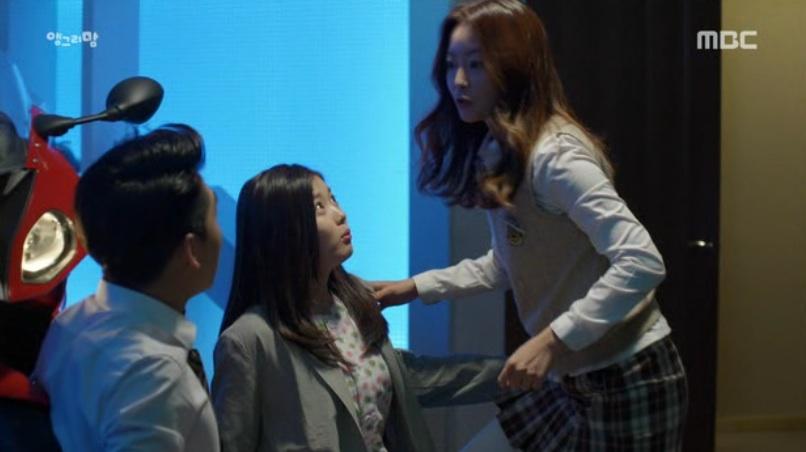 angry mom baro kim yoo jung kim hee sun final