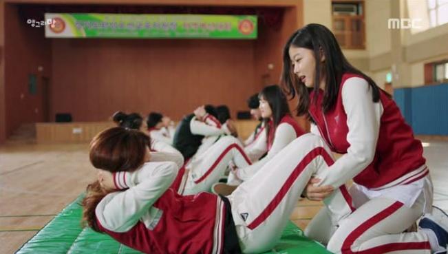 angry mom kim hee sun kim yoo jung final