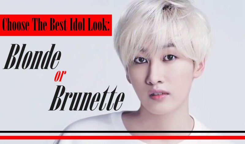 Choose the Best Idol Look: Blonde or Brunette