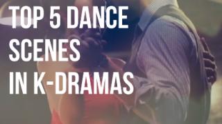 top 5 dance scenes