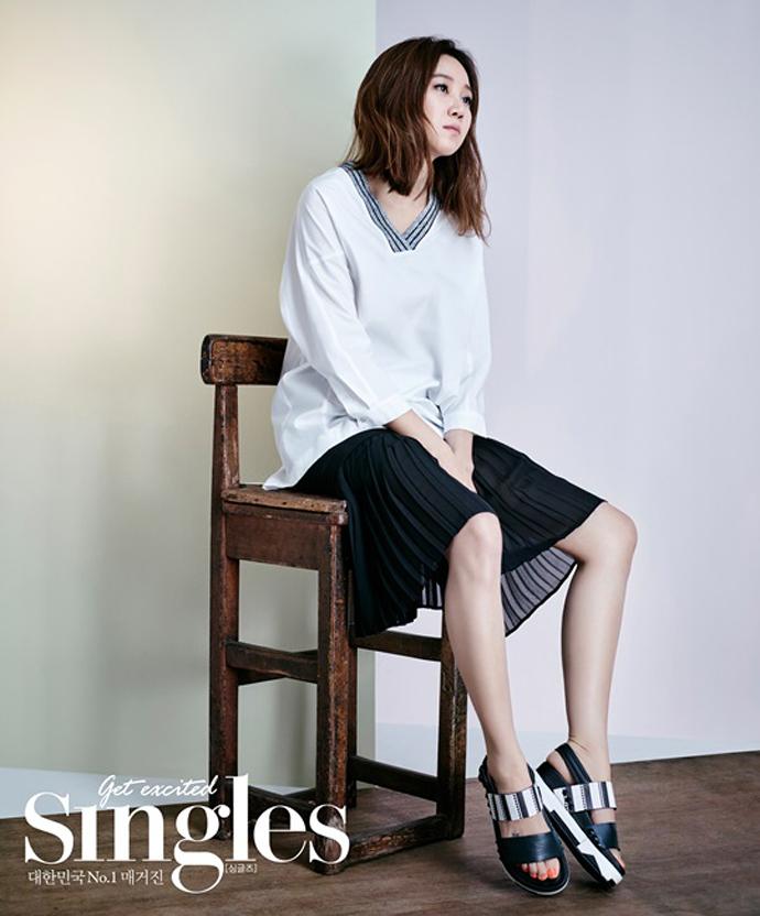 gong hyo jin singles 1