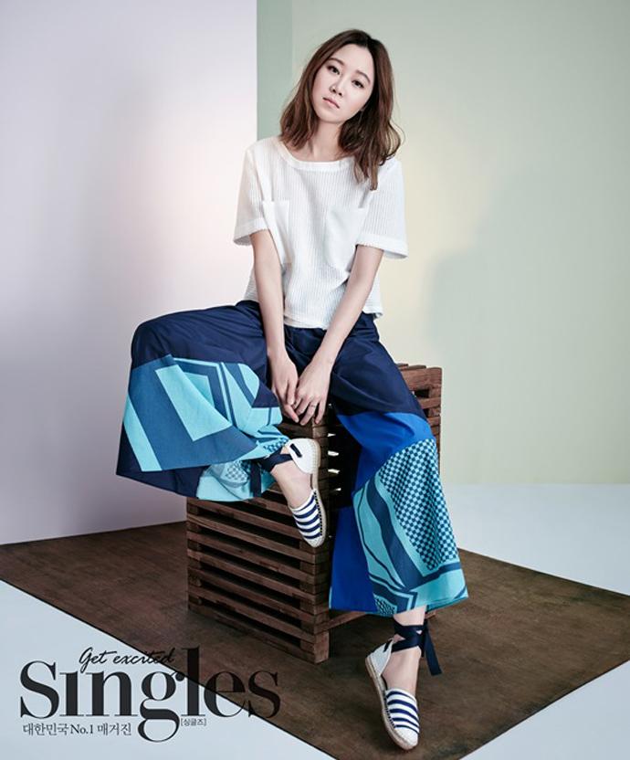 gong hyo jin singles 2