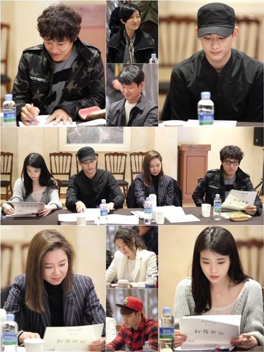 producer script reading soompi post
